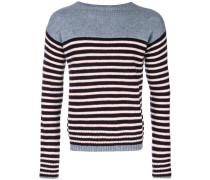 Pullover mit Querstreifen