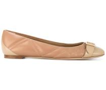 Gesteppte Ballerinas - women - Lammleder/Leder