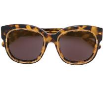 Sonnenbrille in Schildpattoptik - Unavailable