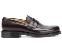 Loafer mit Schichtabsatz