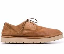 Sancrispa Derby-Schuhe aus Wildleder