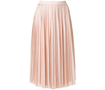 georgette pleat skirt