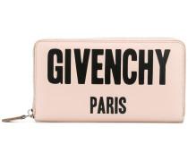 - Portemonnaie mit Logo - women - Kalbsleder