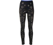 Leggings mit Nieten