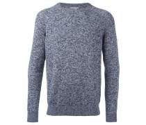 Melierter Pullover - men - Baumwolle - 54