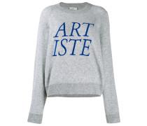 'Artiste' Pullover