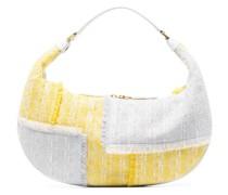Sasha tweed shoulder bag