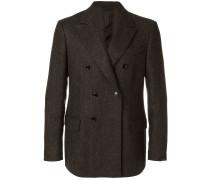 Mp Massimo Piombo double breasted blazer