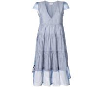 - Kleid mit Faltendetails - women