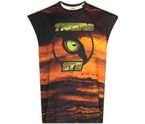 "Trägershirt mit ""Tigers Eye""-Print"