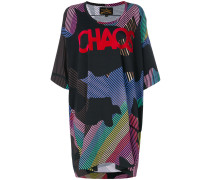 Chaos printed oversized T-shirt