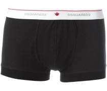 Shorts mit Ahornblatt