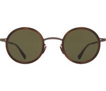 Runde 'Eetu' Sonnenbrille