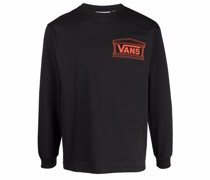 x Aries Poetry long-sleeved T-shirt