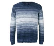 Gestreifter Pullover - men - Baumwolle - S