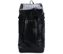 Großer Rucksack mit geometrischem Muster