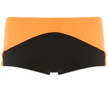 Badehose in Colour-Block-Optik