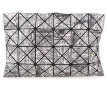 'Wood' Clutch - women - Polyester/PVC