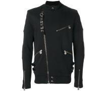 zip detailed jacket