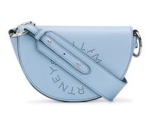 Mini 'Marlee' Handtasche mit Logo