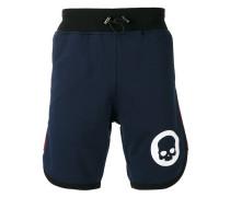 Shorts mit Totenkopf-Print - men - Baumwolle