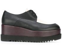 Loafer mit Plateauabsatz