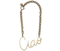 Swarovski Crystal Ciao Necklace