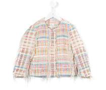 Klassische Tweed-Jacke