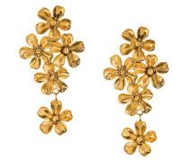 Ohrringe mit Blüten