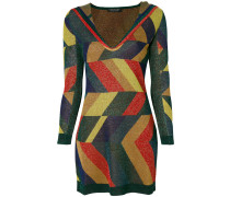 colour block dress