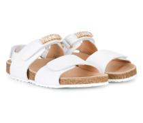 hook and loop sandals