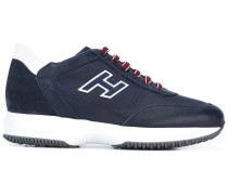 'Interactive H Flock' Sneakers - men
