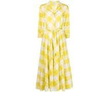 Kleid mit Vichy-Karo
