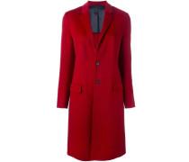 Mantel mit steigendem Revers