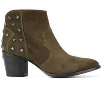 'Joe Stars' Stiefeletten - women - Leder/Metall