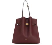 - top handles shoulder bag - women - Leder