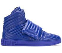 Gesteppte 'Palazzo Medusa' High-Top-Sneakers