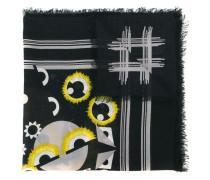 onster print scarf
