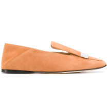 Loafer mit Logo