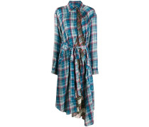 'Piper' Kleid mit Karo