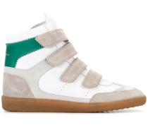High-Top-Sneakers mit Klettverschluss - women