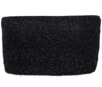 Bandagen-Top mit Glitzer-Effekt