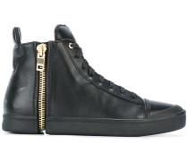 High-Top-Sneakers mit Reißverschlüssen - men