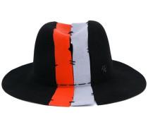 Deconstructed Henrietta Fedora Hat - women