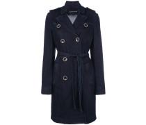 Mantel mit Knopfverzierung - women