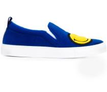 'Smiley' Slip-On-Sneakers