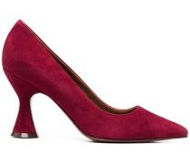 Schuhe aus Wildleder