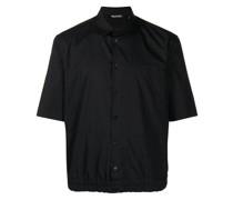 Hemd mit elastischem Saum