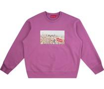 Aerial Sweatshirt mit rundem Ausschnitt
