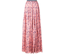 Flower bud ball skirt